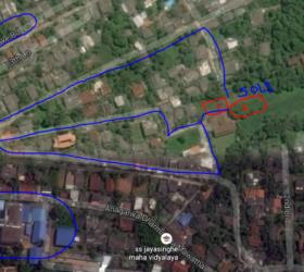14th Lane Properties Map